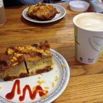 Stratta & Cafe Latte (medium)