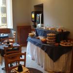комната для приема пищи