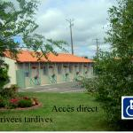 Chambre à accès direct