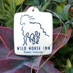 Wild Horse Inn Ornaments
