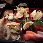 Sashimi Bento Lunch