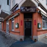 Wok Show Restaurant am Tag