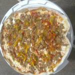 Pizza axoa