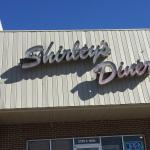 Front of Shirley's Diner