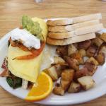 Albion Omelette