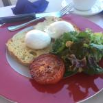 Brunch was delicious and such friendly hosts. If you are in town it's worth stopping in. Maybe i