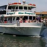 Fishing and Cruises sailing from the Nautical Mile