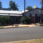 The Pub's exterior