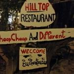 Hill Top Restaurant Foto