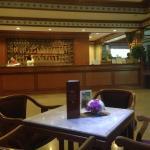 Réception et bar