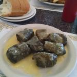 Loved the Dolmades!