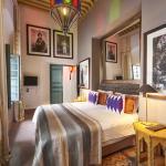 Berber deluxe room