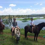 Photo de Nile Horseback Safaris - Day Tours