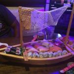 They call it the love boat