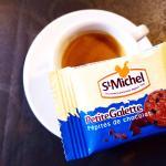 Café et galette de St Michel oblige (produite à quelques kms de Blois) :-)