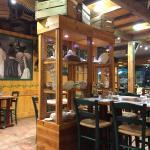 le décor du restaurant