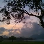 Landscape - Amaya Lake Photo