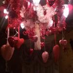 Romantic Valentines hotel