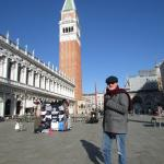 St Mark's Square : Campanile - 5 minute walk