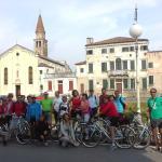 settembre 2015: gruppone di amici da varie parti d'Italia