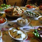 Regional dishes