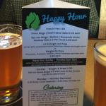 Great Happy Hour Experience