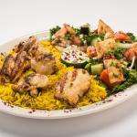 Chicken Kabab Plate