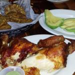 Uncle Paulie's Restaurant - Rotisserie Chicken, Avocado & Tostones