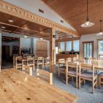 Mount Engadine Lodge Restaurant Foto