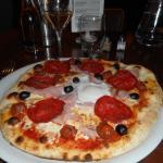 pizza andalouse