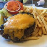 Cheeseburger Lunch