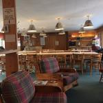 main lodge/dining facility