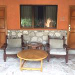 outside first room