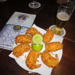 Camarão Doritos