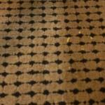 Grated cheese on floor - not vacuumed
