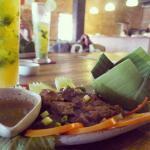 Beef Loklak with Kampot Pepper Sauce