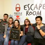 This team showed awesome teamwork to escape!