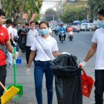 18th Feb-16 Clean City of Yisang BKK Team