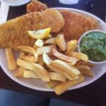 Great fish and chip meals
