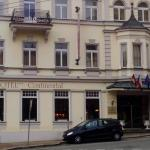 Hotel-Haupteingang
