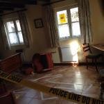 Scène de crime - team buildinj enquête policière