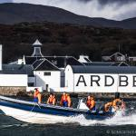 Ardbeg from the sea