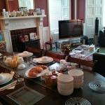Foto di Claremont House Bed & Breakfast