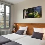 Chambre supérieure en deux lits (twin)