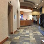 Foto di Holiday Inn Express Hotel & Suites Riverport