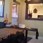 Dinning room setting