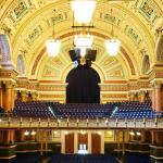 Leeds Town Hall: Victoria Hall