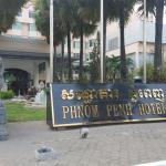 Phnom Penh Hotel Foto