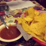 favorite chips and salsa