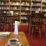 the cafe bookshop